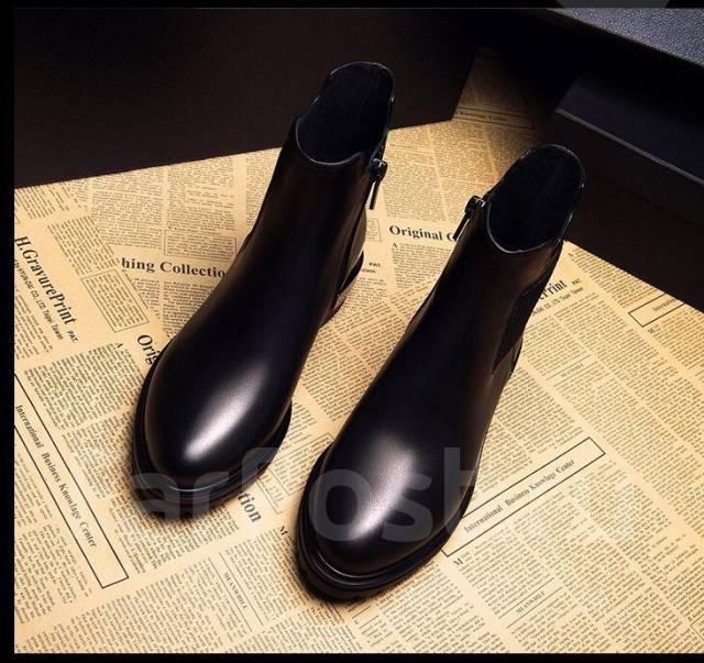 Ботинки. 35