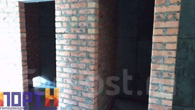 2-комнатная, улица Калинина 13 стр. 2. Чуркин, проверенное агентство, 73 кв.м. Сан. узел