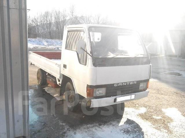 Mitsubishi Canter. Mitshubishi Canter кат В, 2 659 куб. см., 1 500 кг.
