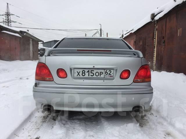 Крышка багажника. Toyota GS300, JZS160 Toyota Aristo, JZS161, JZS160 Lexus GS300, JZS160 Lexus GS300 / 400 / 430