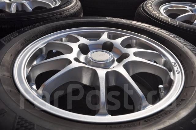 Bridgestone. 6.0x15, 5x114.30, ET45