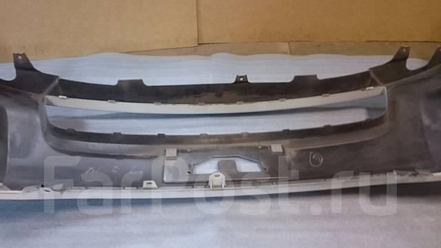 Бампер. Toyota Isis, ANM10, ANM15, ZGM10, ZNM10G, ZNM10W, ZGM11, ZGM15