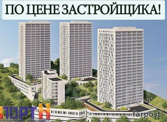 3-комнатная, улица Поселковая 3-я 15. Чуркин, агентство, 103 кв.м.