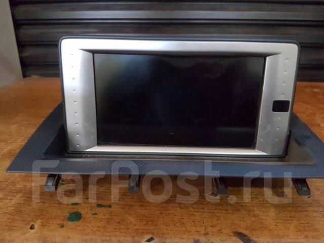 Штатный телевизор Mazda demio DY5W