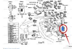 Блок управления. Toyota Cresta, LX90 Toyota Mark II, GX90, LX90, JZX90, JZX91, JZX93, SX90 Toyota Chaser, LX90 Двигатели: 2LTE, 2JZGE, 4SFE, 1JZGTE, 1...