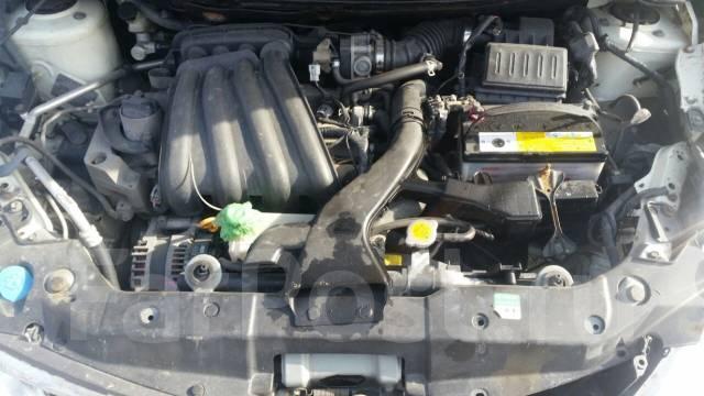 Nissan Tiida Latio. автомат, 4wd, 1.5, бензин