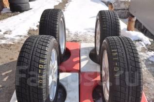 Bridgestone Blizzak Revo2. Зимние, без шипов, 2012 год, износ: 100%, 4 шт