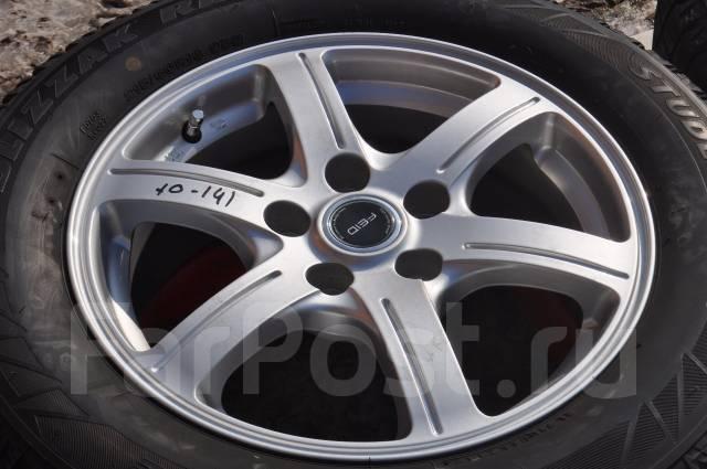 Bridgestone. 6.5x16, 5x114.30, ET39