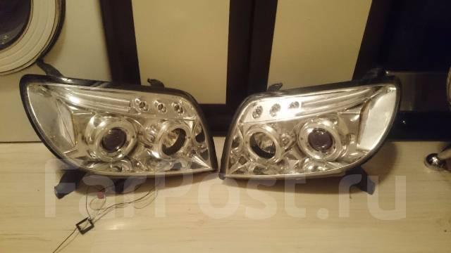 Ангельские глазки. Toyota Hilux Surf, RZN215