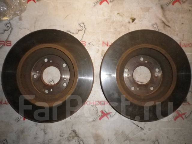 Диск тормозной. Honda Civic, ABA-EP3, LA-EP3 Honda Integra, ABA-DC5 Двигатель K20A2