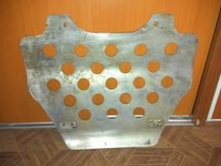 Защита двигателя железная. Toyota Hilux Surf, LN130W, LN130G Двигатели: 2LT, 2LTE
