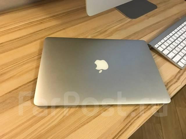 "Apple MacBook. 13"", 1,7ГГц, ОЗУ 4096 Мб, диск 128 Гб, WiFi, Bluetooth, аккумулятор на 5 ч."
