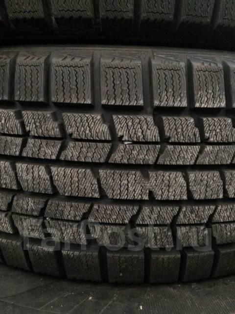Dunlop DSX-2. Зимние, без шипов, 2014 год, износ: 5%, 4 шт. Под заказ