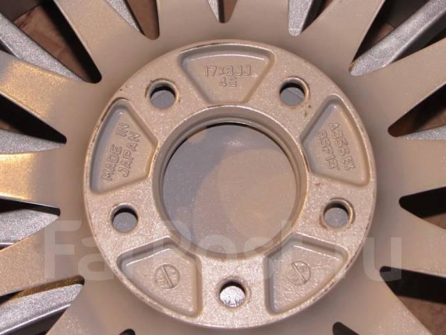 Продам разноширокий комплект. 8.0/9.0x17 5x114.30 ET45/45 ЦО 72,0мм.