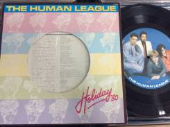 "NEW WAVE! Хьюман Лиг / Human League - Holiday'80 - JP 12"""