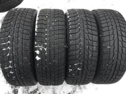 Michelin X-Ice. Зимние, без шипов, 2006 год, износ: 5%, 4 шт