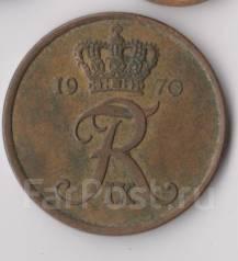 5 эре 1970г. Дания