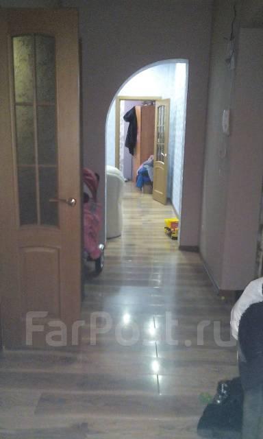 3-комнатная, шоссе Владивостокское 24а. Сахпоселок г. Уссурийск, частное лицо, 76 кв.м. Прихожая