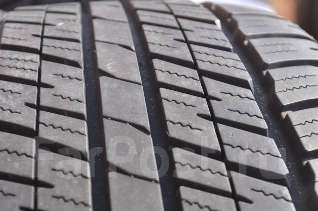Dunlop Grandtrek. Летние, 2014 год, износ: 100%, 4 шт