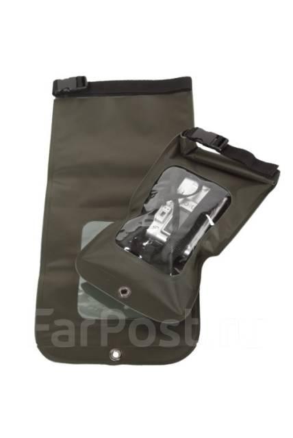 Водозащитный чехол для документов и гаджетов (155х360 мм)