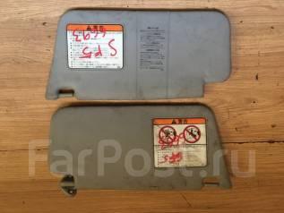 Кронштейн козырька солнцезащитного. Subaru Forester, SF5, SF9