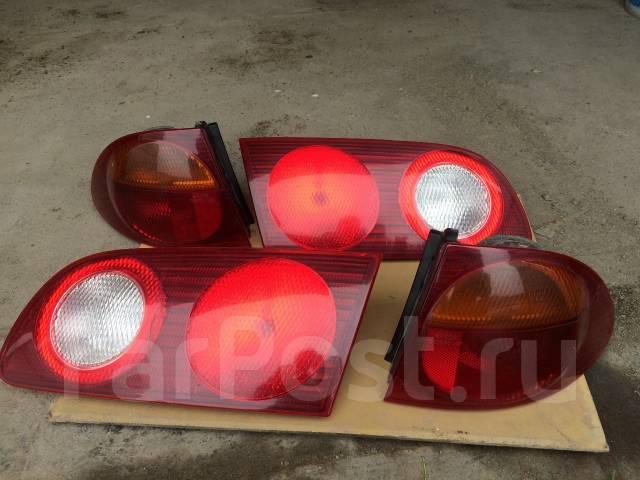 Стоп-сигнал. Toyota Caldina, ST215, ST210G, ST215G, ST215W, ST210 Двигатели: 3SGTE, 3SGE, 3SFE