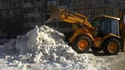 Снегоуборочные работы.