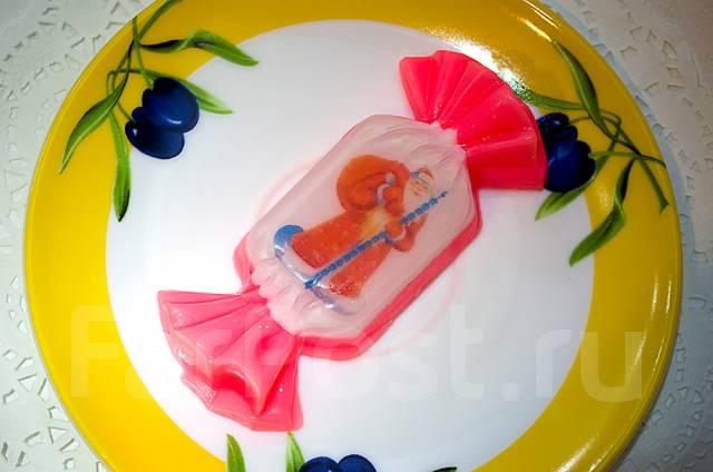 Подарки на Новый год для деток-конфеток