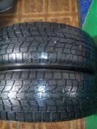 Dunlop Grandtrek SJ6. Зимние, без шипов, износ: 40%, 2 шт