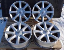 Nissan. 7.5x18, 5x114.30, ET40, ЦО 68,1мм.