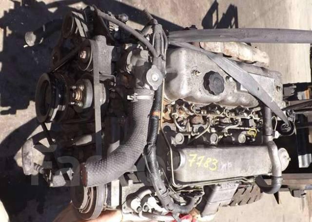 Двигатель. Mazda Titan