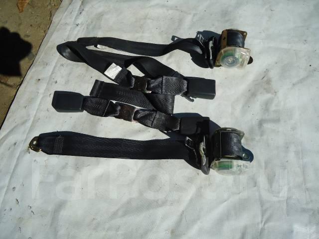 Ремень безопасности. Toyota Sprinter Carib, AE114, AE115, AE111 Двигатели: 7AFE, 4AFE, 4AGE