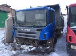 Scania. 6x6 P380, 12 000 куб. см., 25 000 кг.