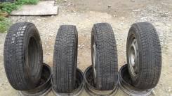 Bridgestone Blizzak DM-V1. Зимние, 2011 год, износ: 10%, 4 шт