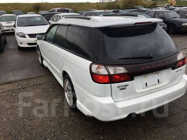 Дверь багажника. Subaru Legacy, BH5