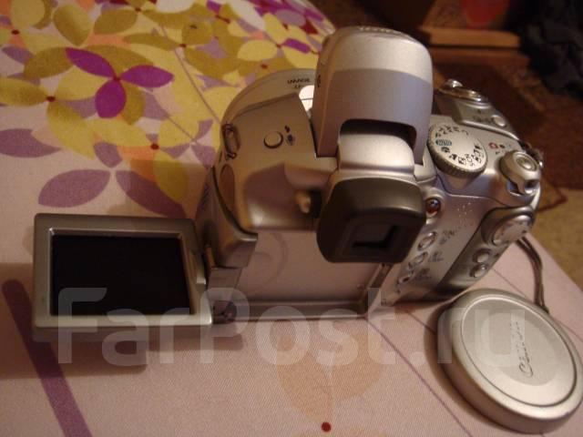 Canon PC1130 PowerShot S2 is. 5 - 5.9 Мп, зум: 12х
