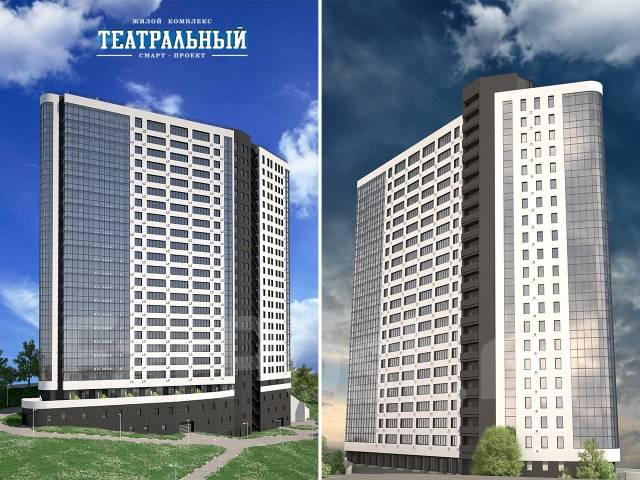 1-комнатная, улица Фастовская 29. Чуркин, частное лицо, 32 кв.м. Дом снаружи