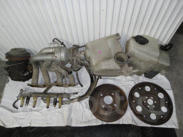 Оптика. Toyota Caldina