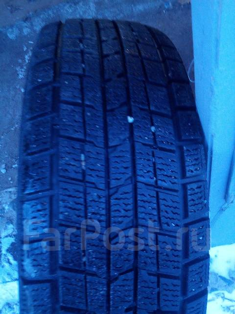 Dunlop DSX. Зимние, без шипов, 2006 год, износ: 40%, 1 шт