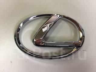 Эмблема решетки. Lexus LX450, FZJ80 Двигатель 1FZFE
