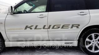 Винил. Toyota Kluger V