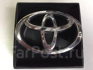 Эмблема решетки. Toyota Corolla, AE115, WZE110, CE110, AE112, CDE110, AE111, ZZE111, ZZE112, EE110, EE111 Toyota RAV4, ZCA25, ACA28, ACA26, ZCA26, CLA...