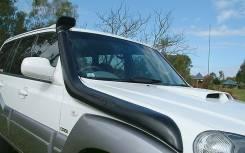 Шноркель. Hyundai Terracan