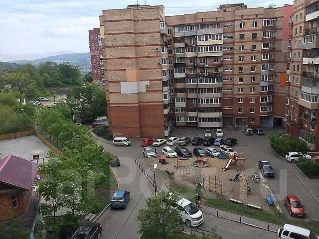 1-комнатная, улица Давыдова 35. Вторая речка, частное лицо, 50 кв.м. Вид из окна днём