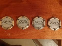 """Центральные колпачки AVS model 5. Диаметр Диаметр: 17"""", 1 шт. Под заказ"""