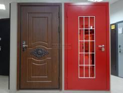 Современные входные двери. Изготовим на заказ. Проф-Установка.