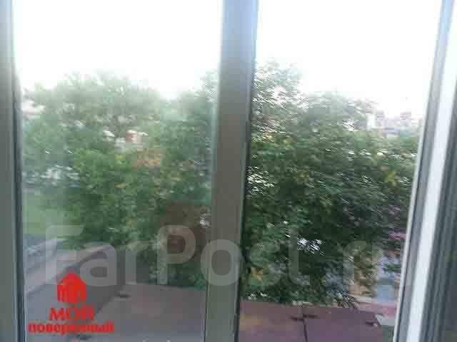Гостинка, улица Нижнепортовая 2. Эгершельд, агентство, 24 кв.м. Вид из окна днём