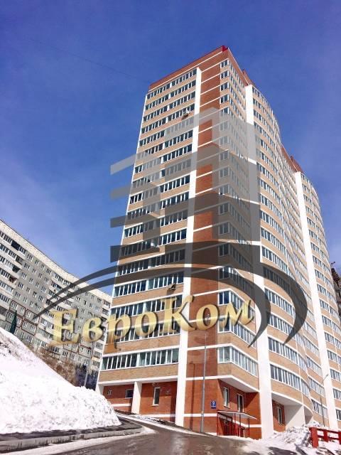 1-комнатная, улица Черняховского 9. 64, 71 микрорайоны, агентство, 50 кв.м. Дом снаружи
