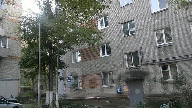 2-комнатная, улица Башидзе 10. Первая речка, агентство, 43 кв.м. Дом снаружи