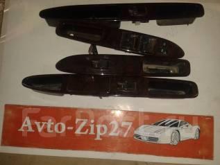Блок управления стеклоподъемниками. Toyota: FJ Cruiser, Corolla Ceres, Vios, Vista, Carina, Mark II Wagon Qualis, Grand Hiace, Town Ace Noah, Soluna V...